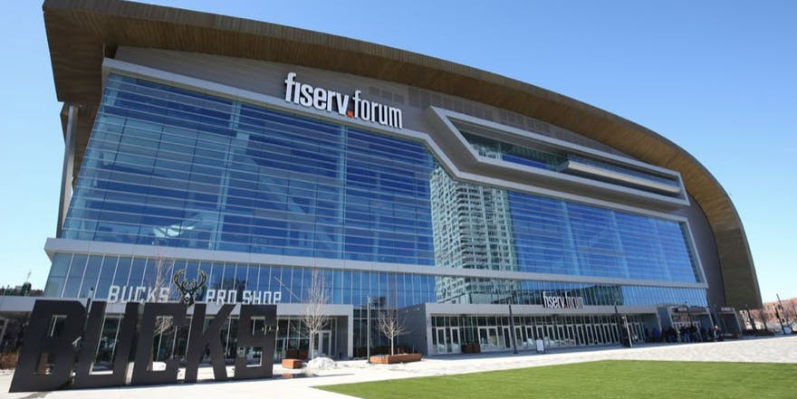 Captain Morgan Named Official Partner Of Milwaukee Bucks, Fiserv Forum photo
