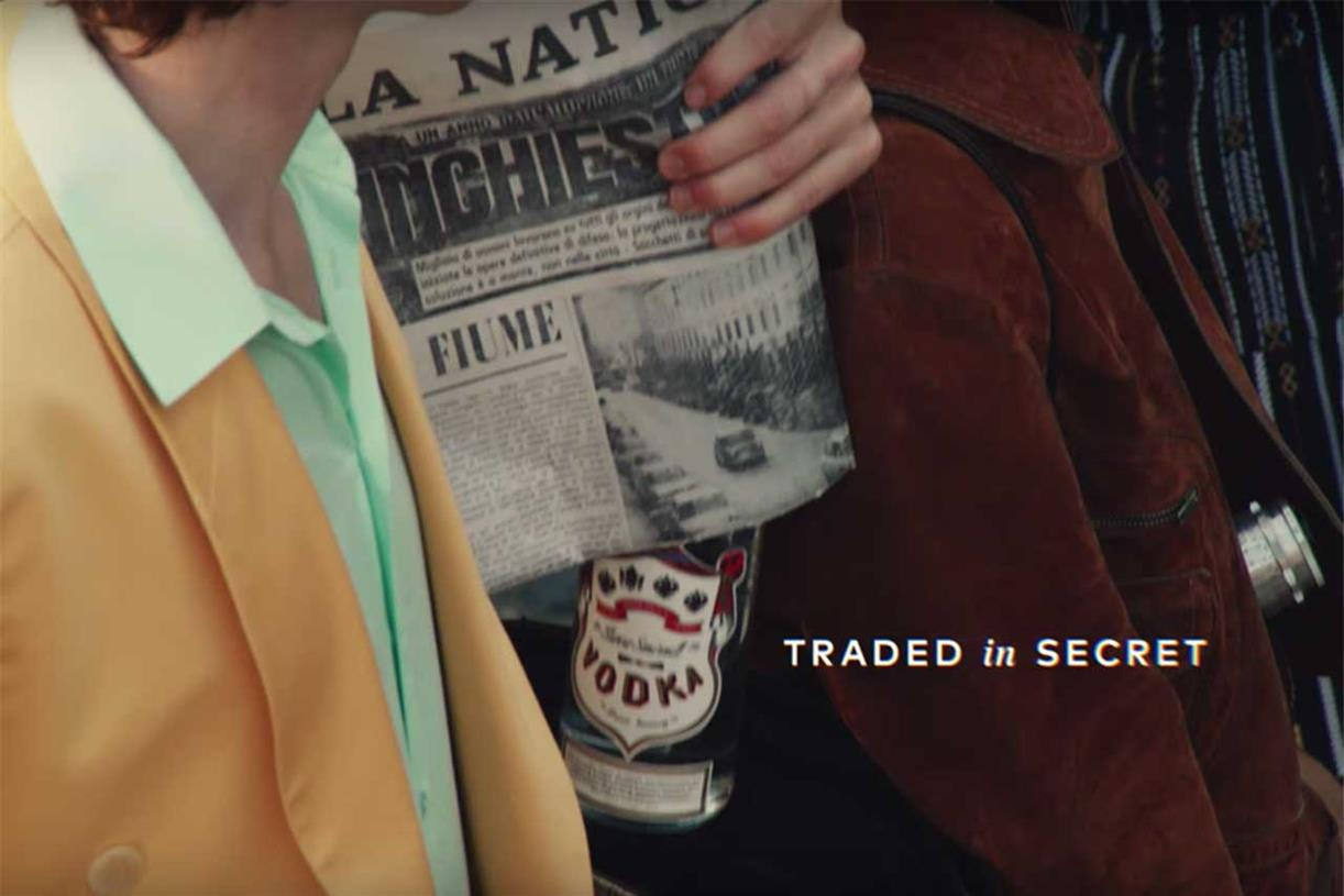 Smirnoff: Rebel Without A Cause? photo