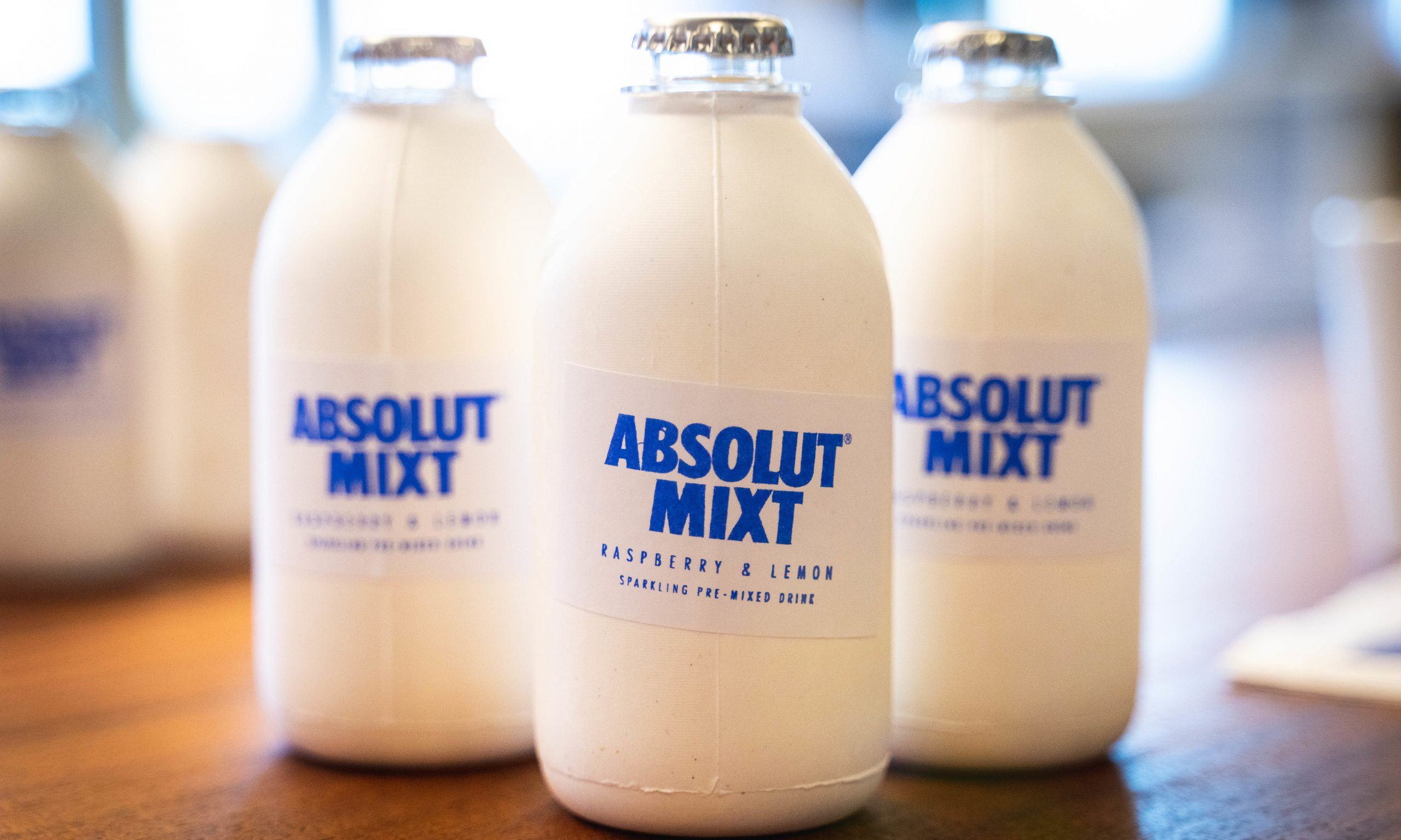 The Absolut Company Pursues Paper Bottles: Q&a With Louise Werner photo