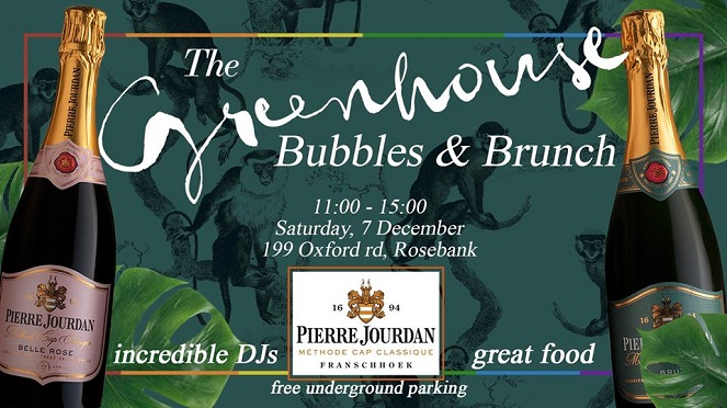 The Greenhouse Bar Bubbles & Brunch photo