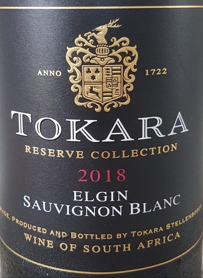 Tokara Elgin Sauvignon Blanc 2018 photo