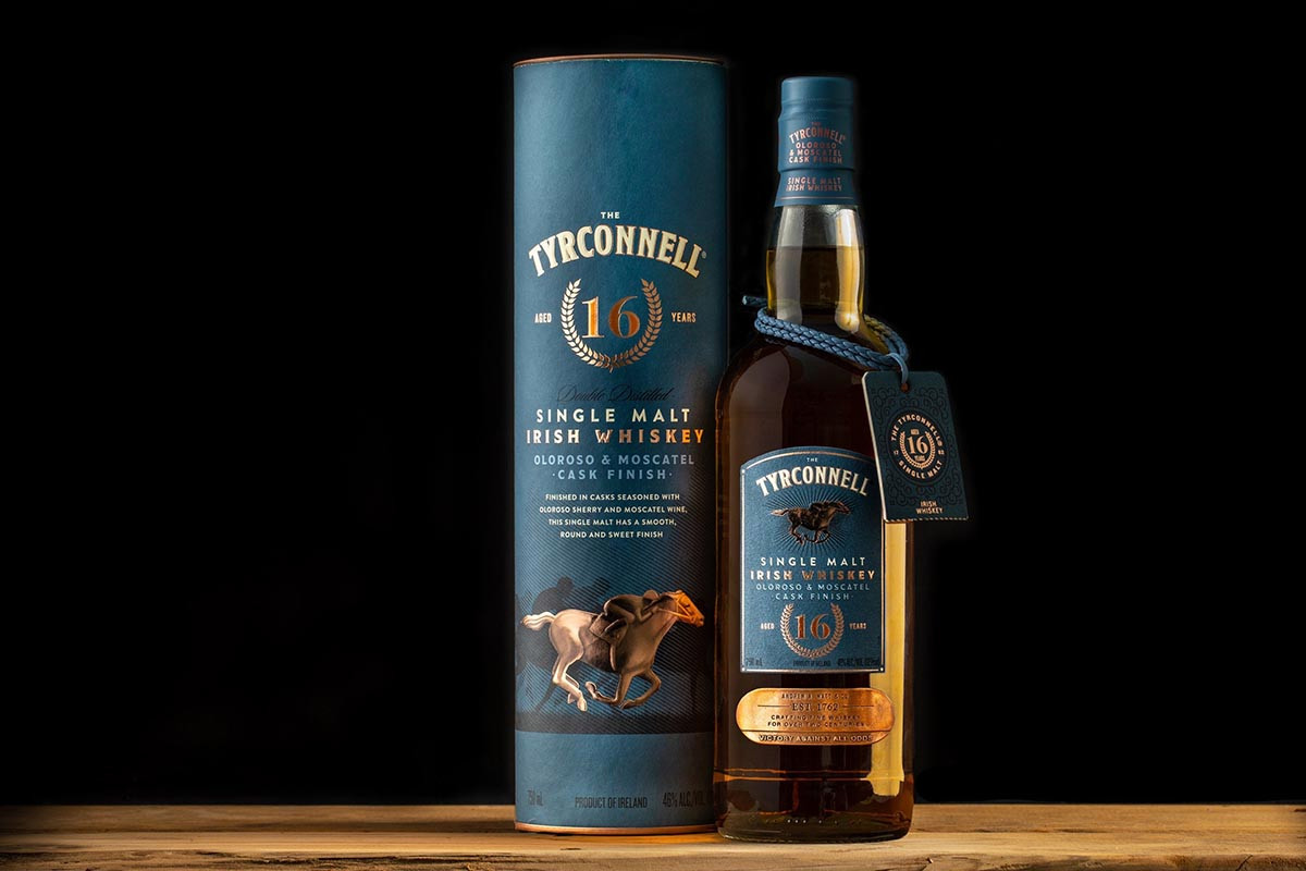 The Best Irish Whiskey Of 2019 Is Like A Fine Wine photo