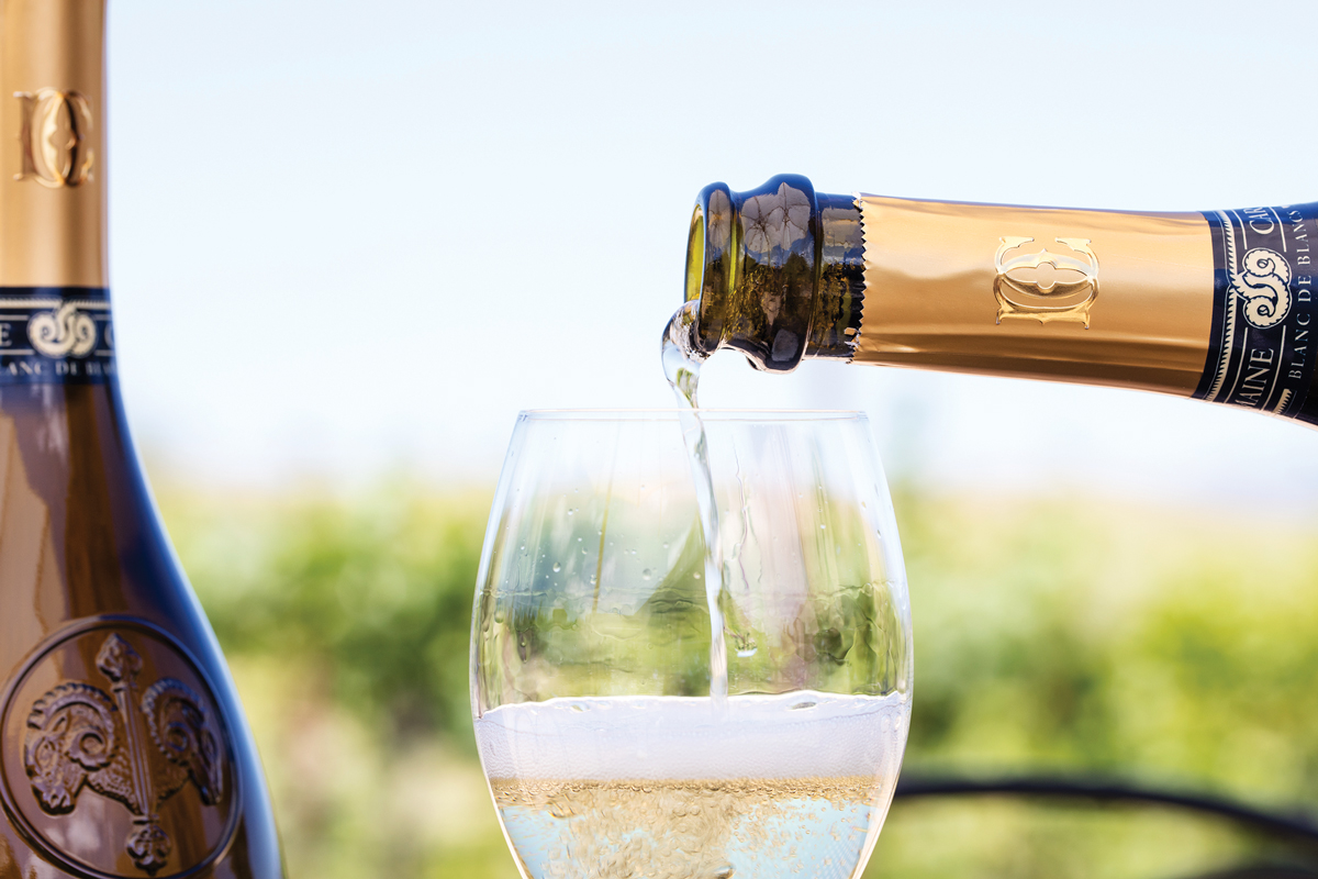 Five Sparkling Wines That Give Champagne A Run For Its Money photo