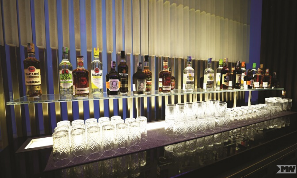 Bengaluru's Single-spirit Bars photo