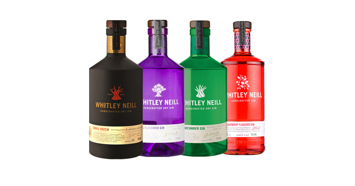 Get To Know The Whitley Neill Range Of Gins photo