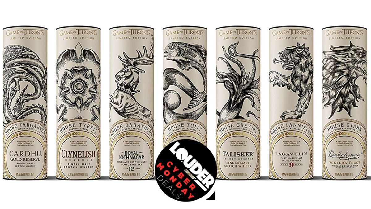 Winter Is Coming! Prices Slashed On Game Of Thrones Whisky For Cyber Monday photo