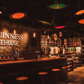 Guinness Opens Brand Experience In China Where You Can Pair Oysters With Stout photo