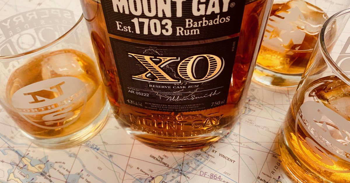 Booze Hound Approved: Mount Gay Xo photo