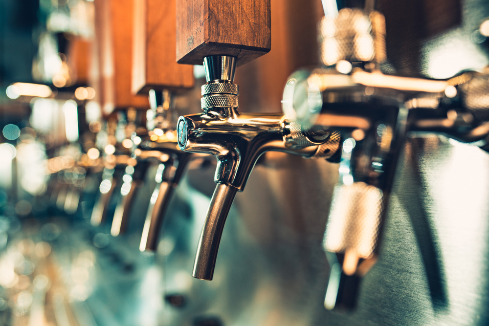 beer taps Why Visit a Chattanooga Taproom