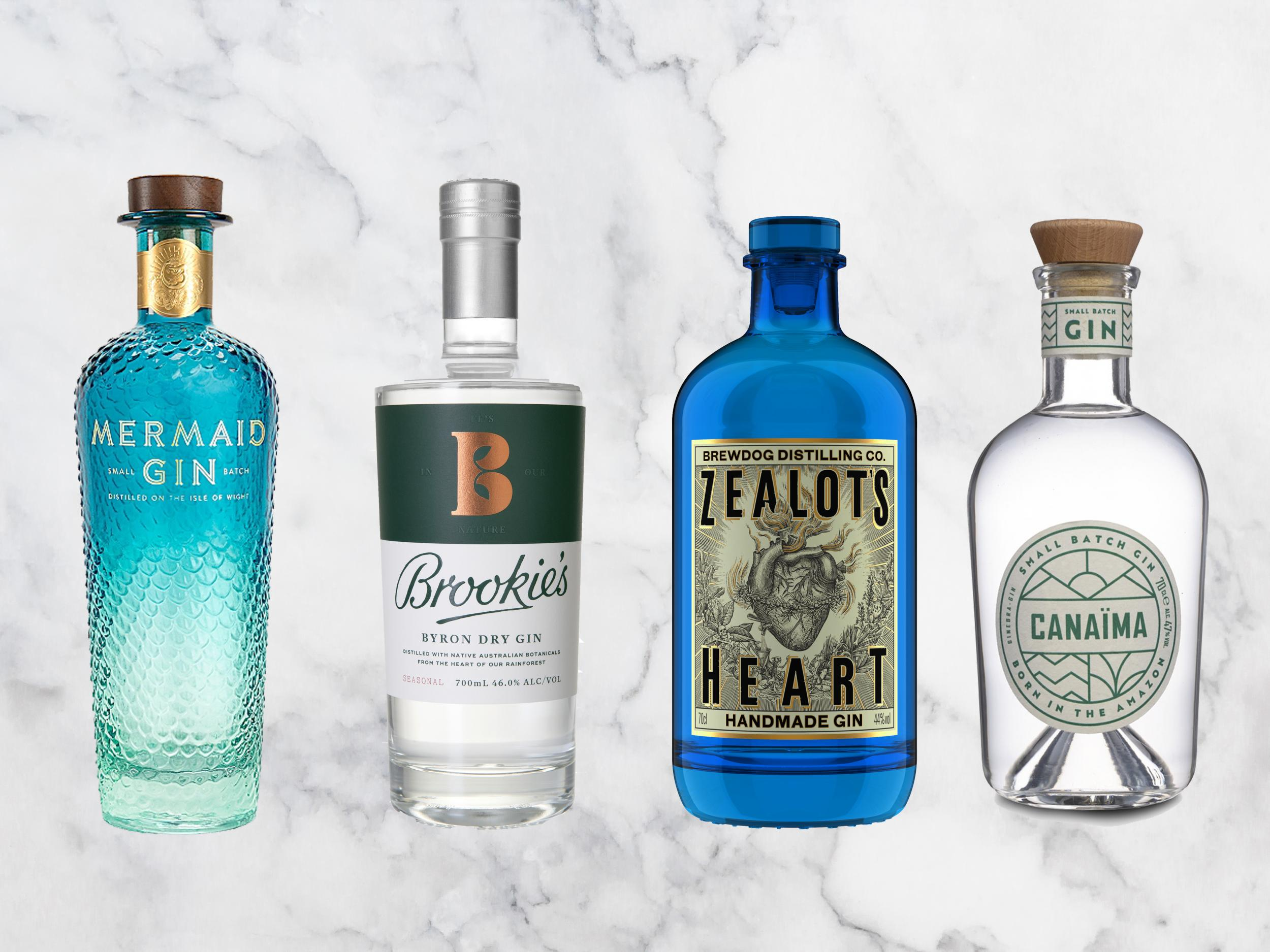 13 Best New Gins You Need In Your Drinks Cabinet photo