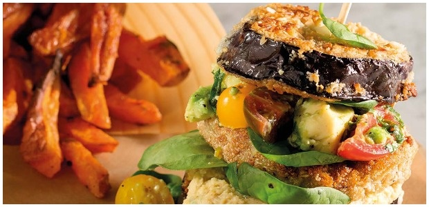 4 Gourmet Burgers You Can Make In Your Kitchen photo