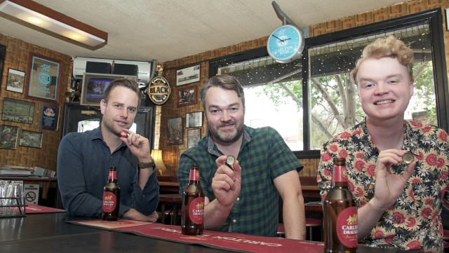 Carlton Draught Undergoes Packaging Refresh And Launches Trivia Bottle Caps photo