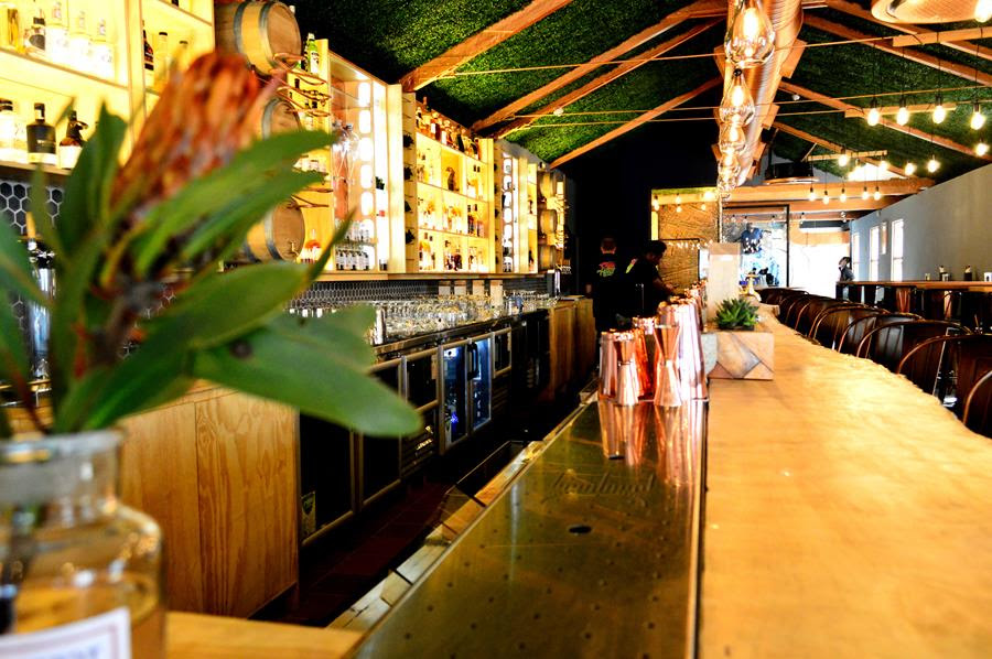 New Bespoke Summer Cocktails And A Seasonal Menu Await At Cause Effect Cocktail Kitchen And Cape Brandy Bar photo