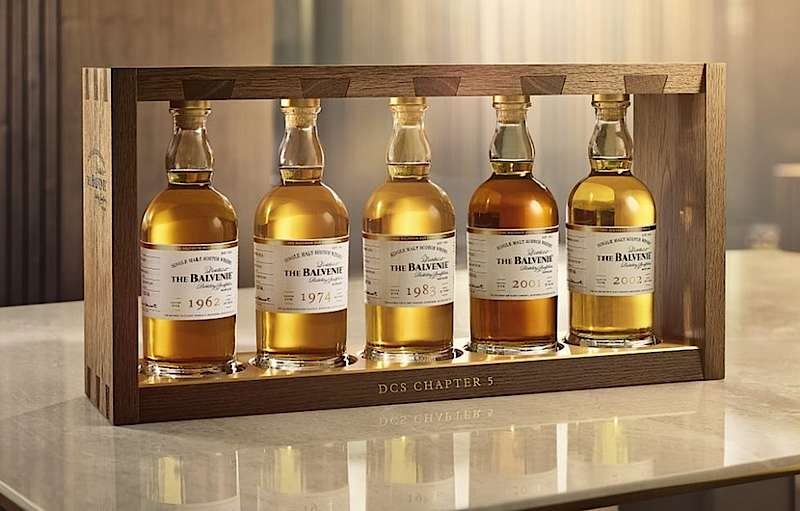 Balvenie Closes The Dcs Compendium Series With The Fifth Chapter photo