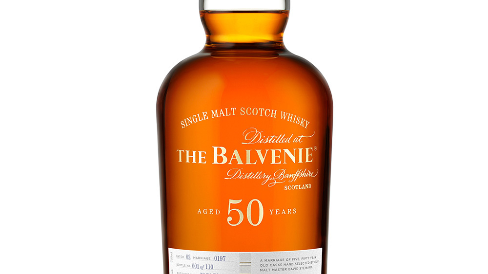 Robb Recommends: The Newest Balvenie ?marriage? Edition Is A Scotch-blend Masterpiece photo
