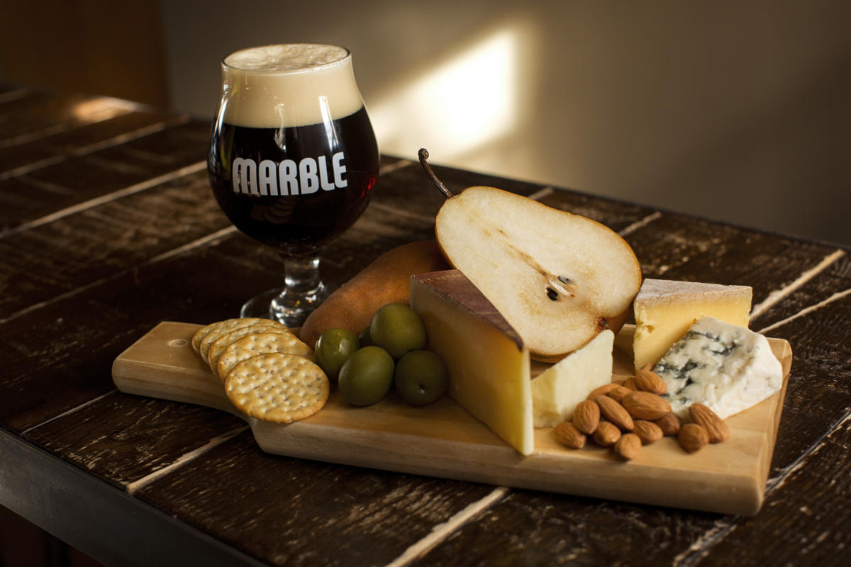 Marble Brewery Hosting Beer, Cheese Tasting Event photo