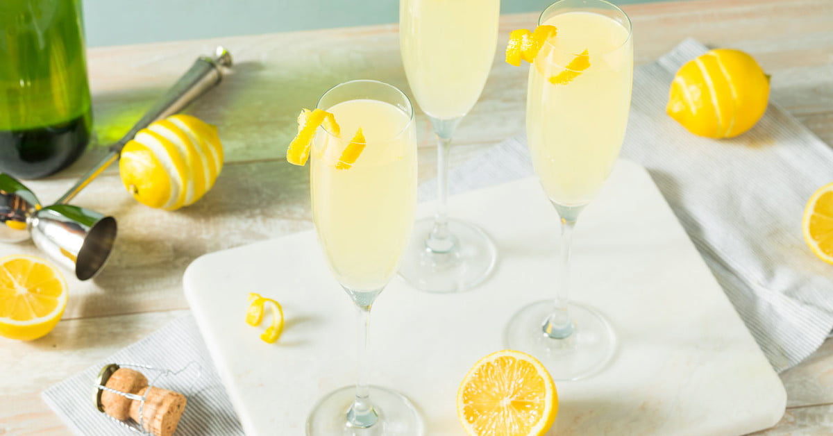 The Best Gins For A French 75 photo