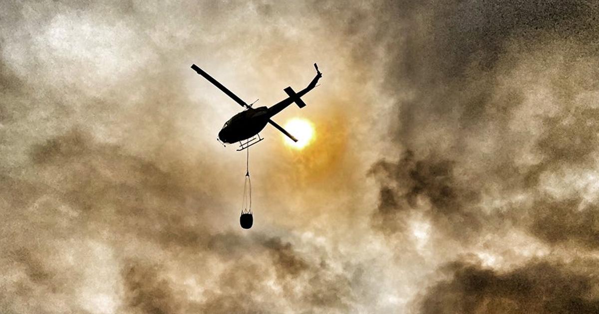 Greyton Wildfires Destroy Beautiful Lismore Estate Vineyards photo