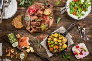 South African Christmas Dinner Traditions photo