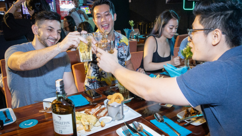 The Singleton Social Celebrates Good Quality Whisky With Sharing Platters Over Casual Get Together photo
