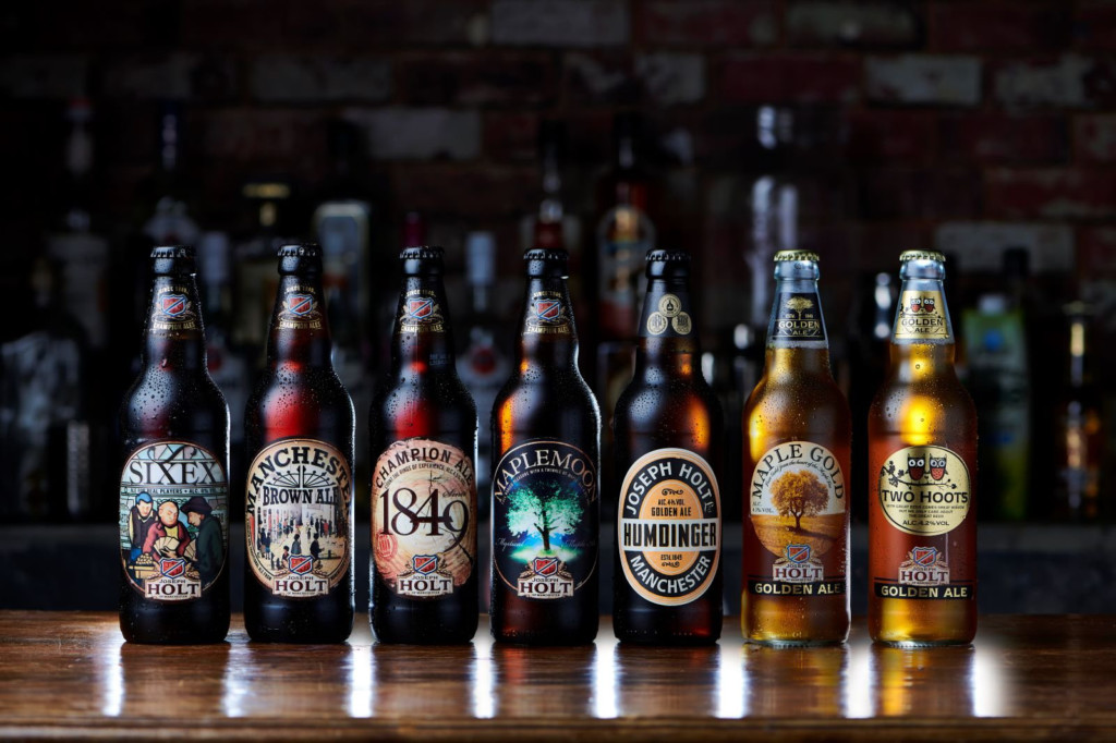 Win A Special Joseph Holt Beer And Gift Hamper photo