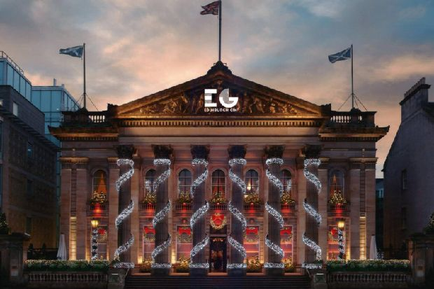 Edinburgh Gin Debuting New Advertising Campaign photo