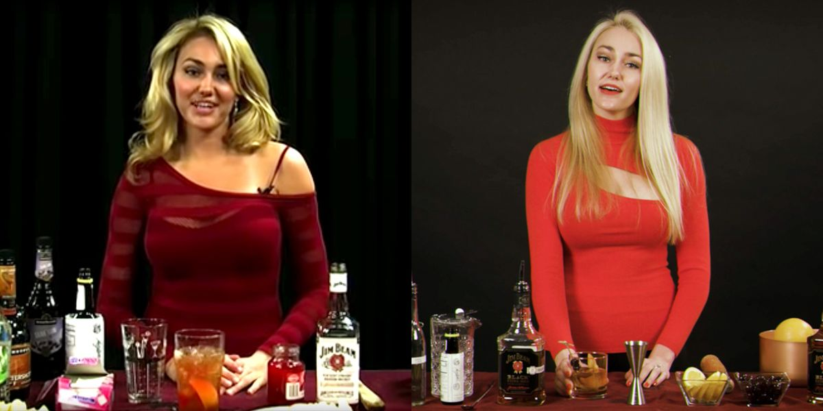 Janee Nyberg Once Made The World?s Worst Old Fashioned. Jim Beam Just Gave Her A Shot At Redemption. photo
