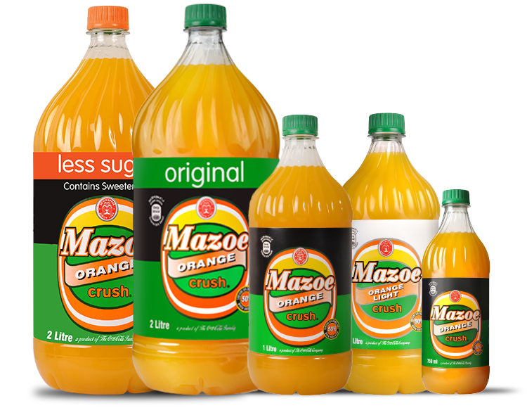Mazoe Orange Crush Shortage Looms After Schweppes Stops Production photo