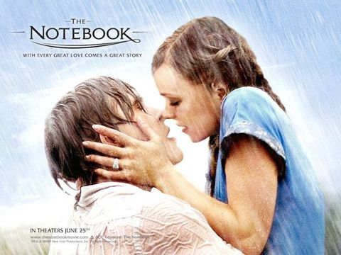 notebook Iconic Chick Flicks To Stream At Home With A Glass Of Wine