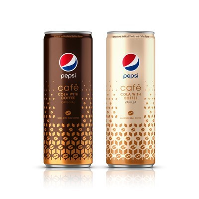 Pepsi Takes Another Shot At The Coffee Market photo
