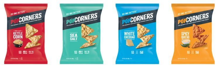Popcorners Sold To Snack King Pepsi In Company's Move To Get Healthier photo