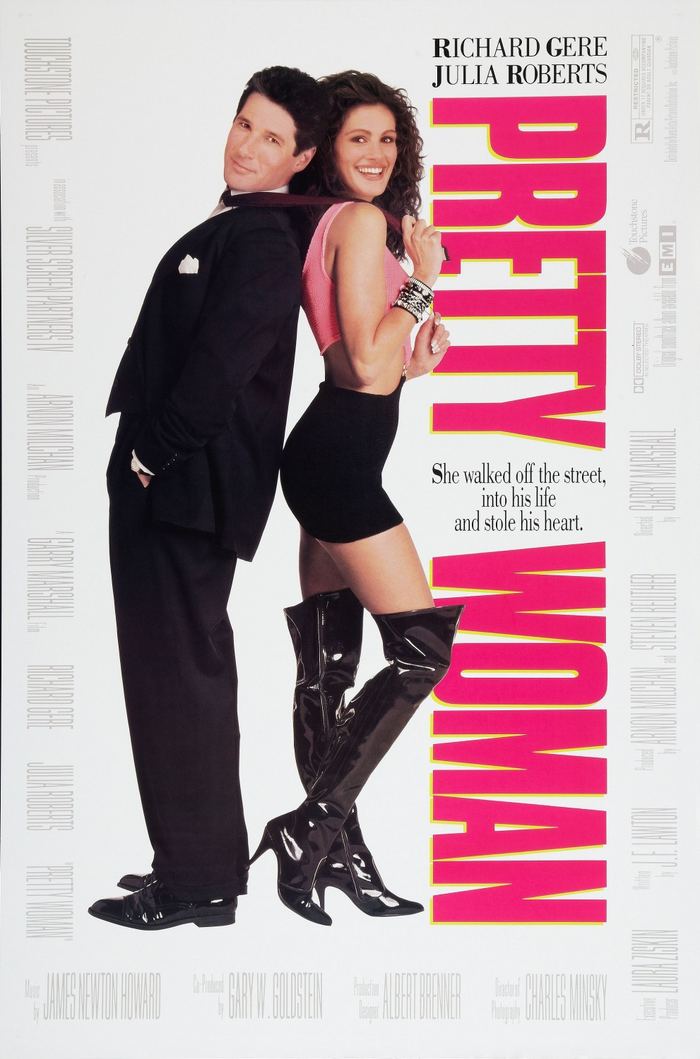 pretty woman Iconic Chick Flicks To Stream At Home With A Glass Of Wine