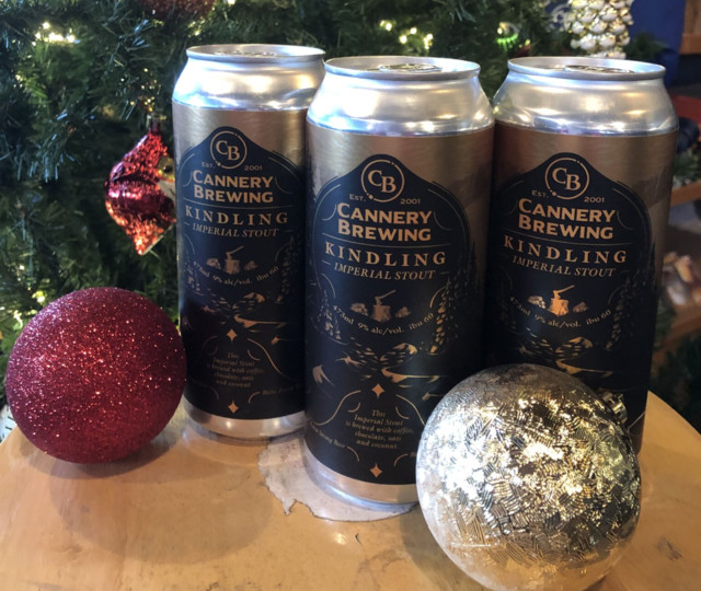 New Brew Arrives At Cannery Brewing For The Holiday Season photo