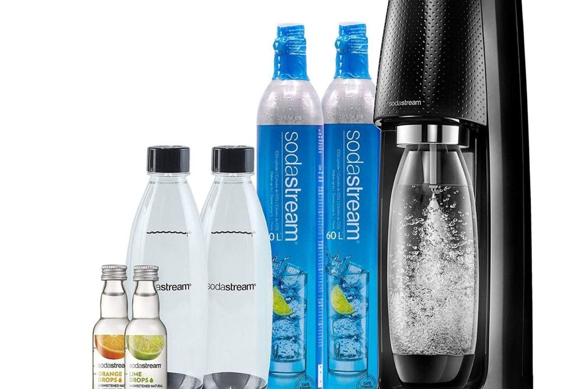 Sodastream's Sparkling Water Maker Is Under $100 For The First Time photo