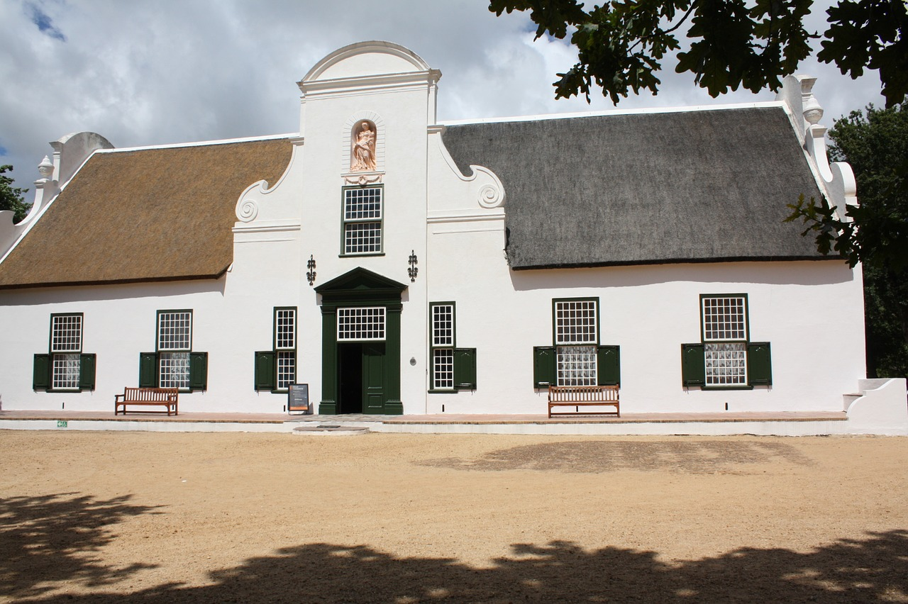 The Historical Constantia Wine Route And Its Elegant Wine Estates photo