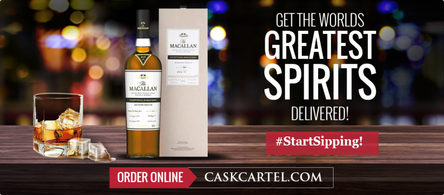 Ultra-rare Macallan 1950 Exceptional Cask 67 Year Old Scotch Whisky Available At Caskcartel.com photo