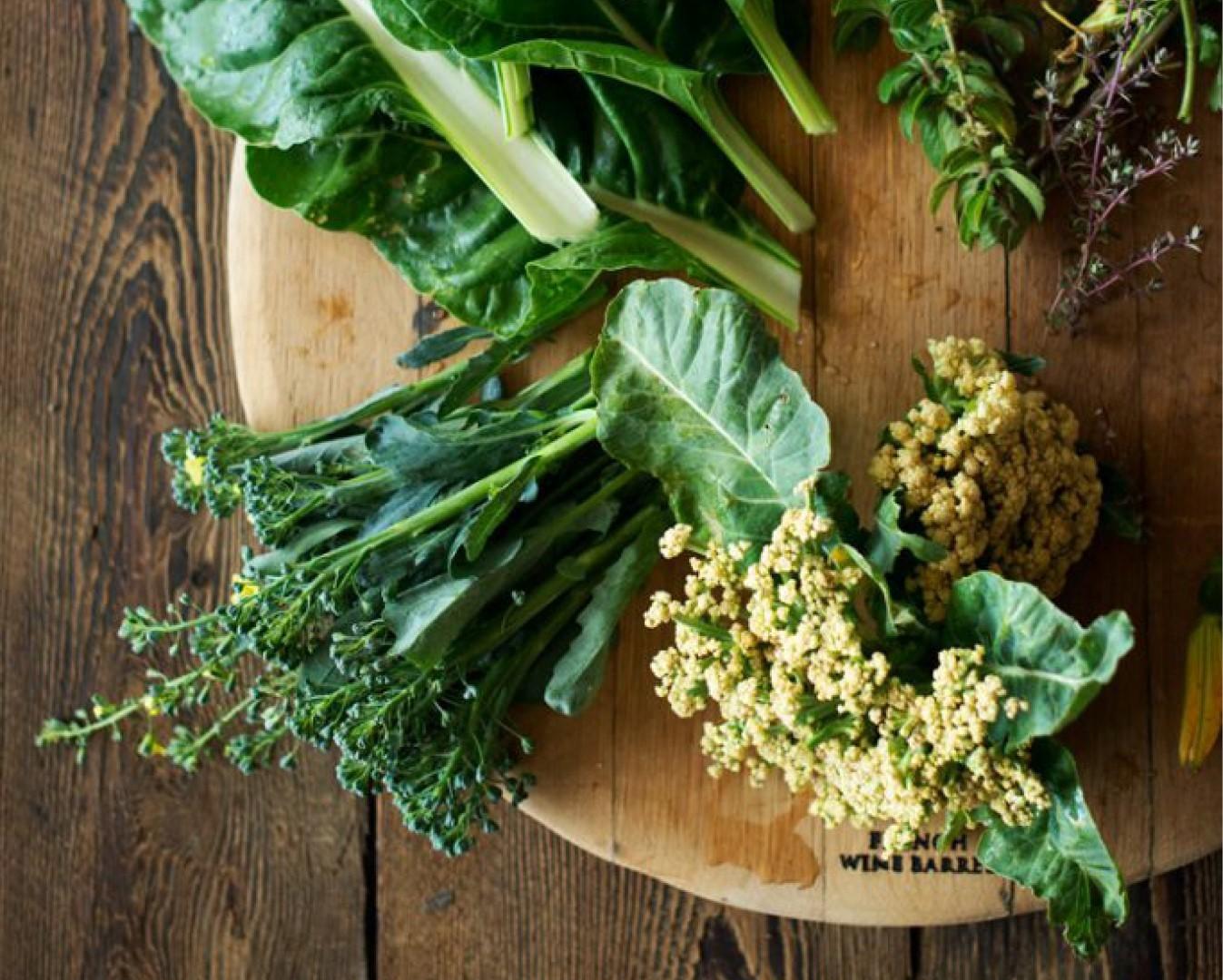 Veggie Tart And Nasturtium Pesto For The Festive Season photo