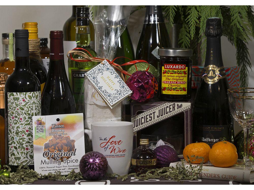 Wine Column: Gift Ideas And Festive Recipes To Help Celebrate The Season photo