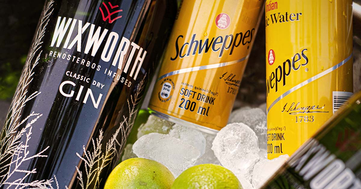 Celebrate The Classic Way With Wixworth Gin photo