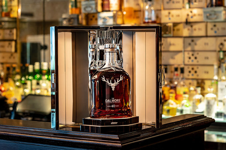 Rare Whiskies Unveiled At The Vault Bar, Waldorf Astoria Amsterdam photo