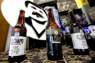 Mexico Gets ?chapo? Beer photo