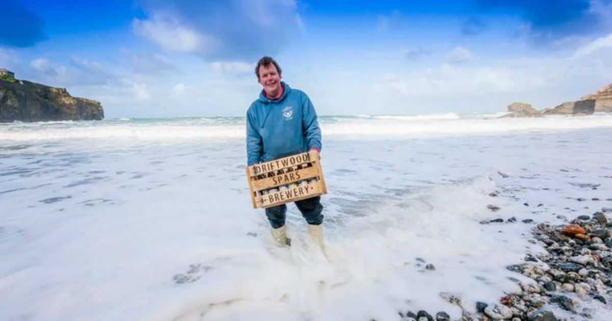 Tributes As Cornwall's Pete The Brewer Has Passed Away photo