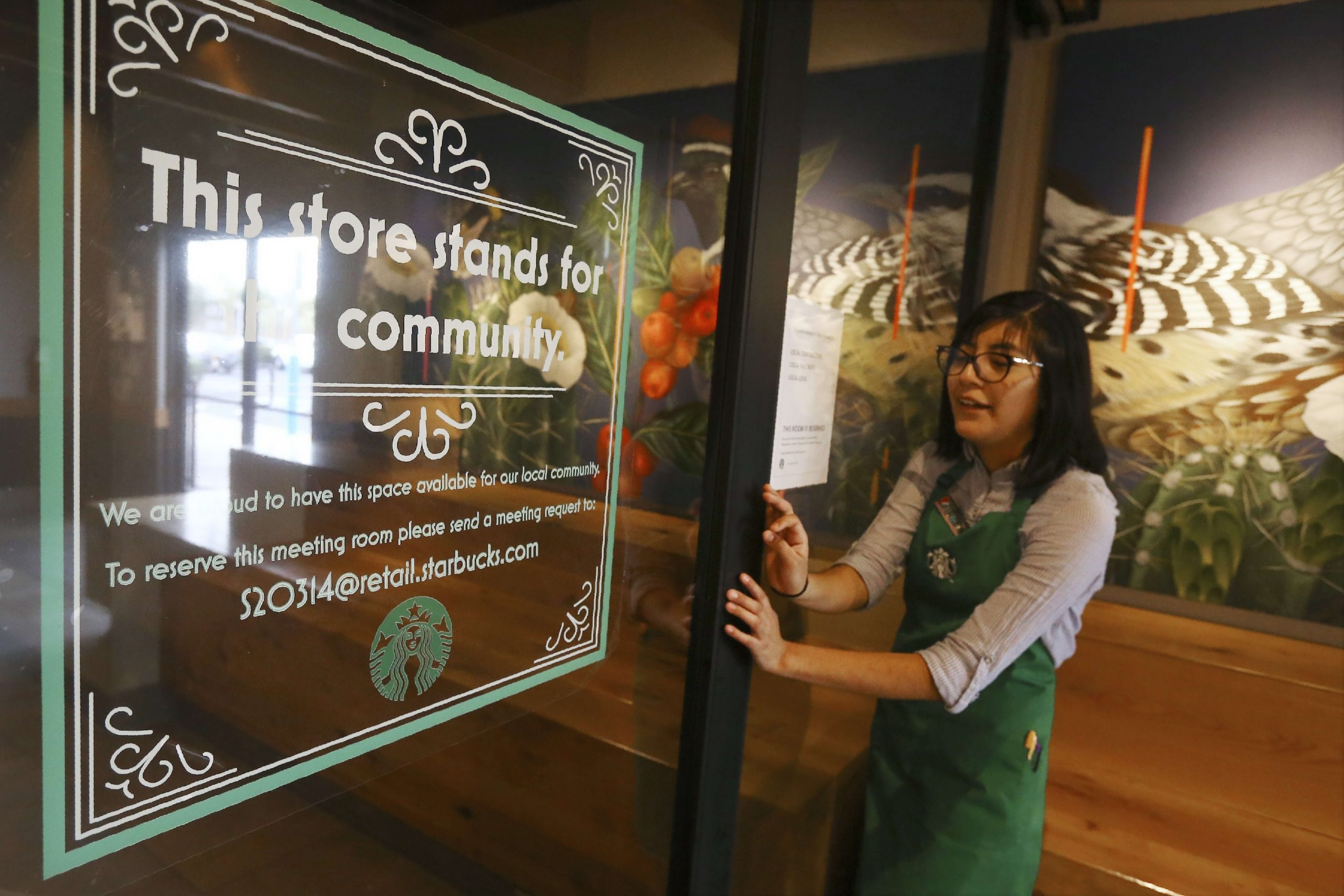 Starbucks, Home Of The $4 Latte, Is Moving Into Poor Areas photo