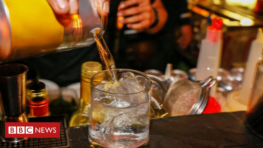 'hidden Sugar' In Pre-mixed Alcohol Drinks photo