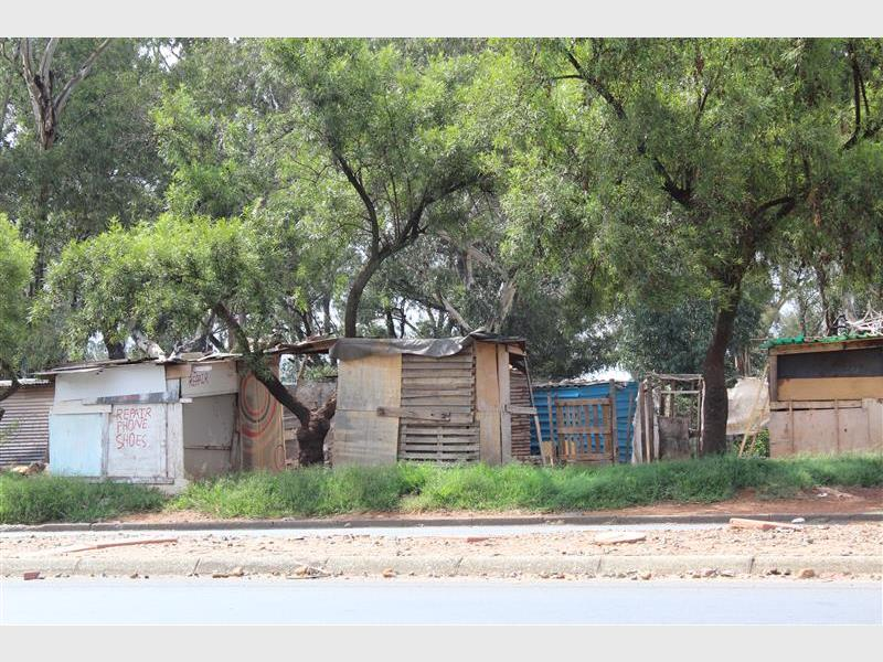 Police Crack Down On The Illegal Sale Of Alcohol In Primrose?s Informal Settlements photo