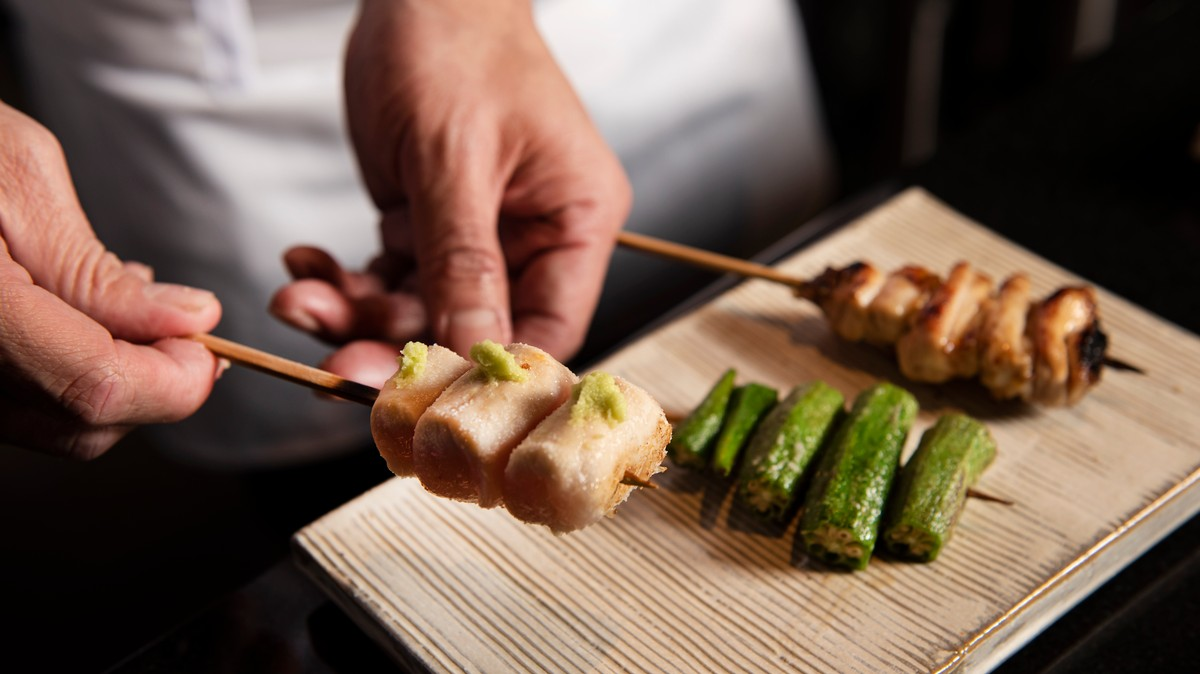 We Should Treat Yakitori With As Much Respect As Omakase Sushi photo