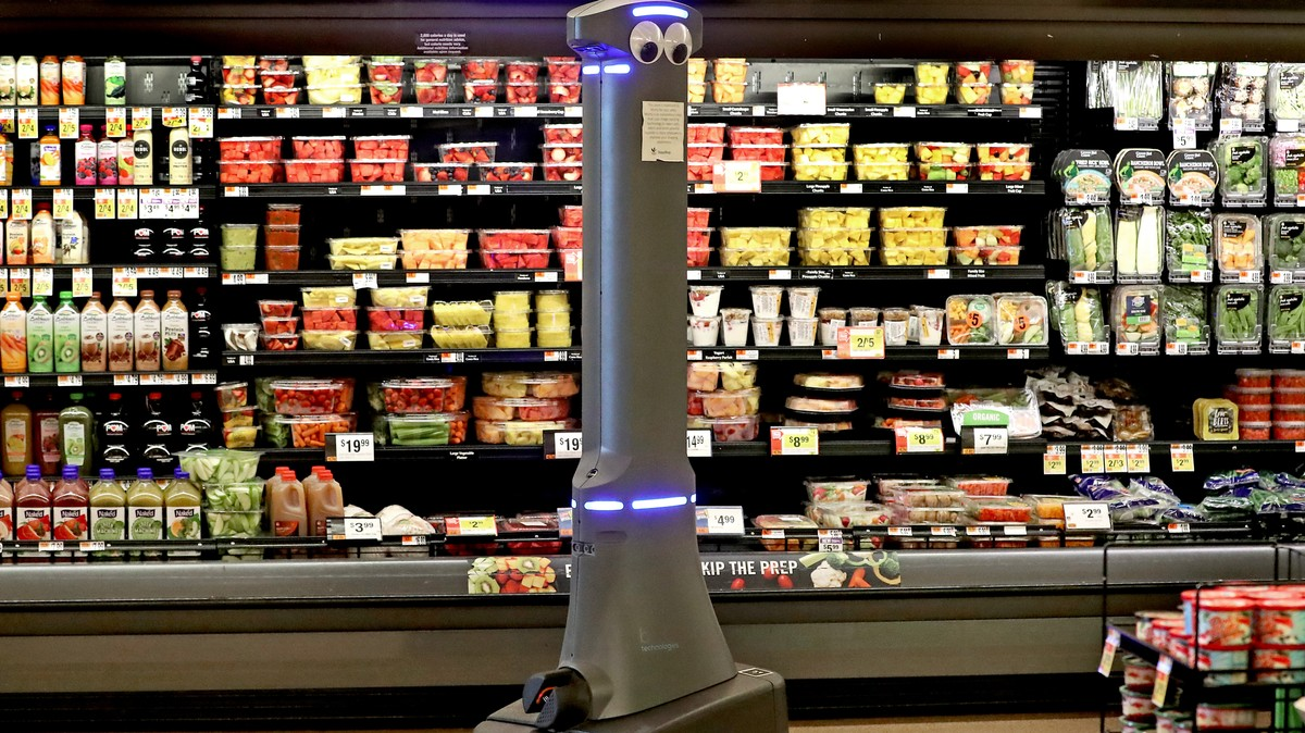 Supermarket Robot Listed As Alibi In High-profile Connecticut Murder Case photo