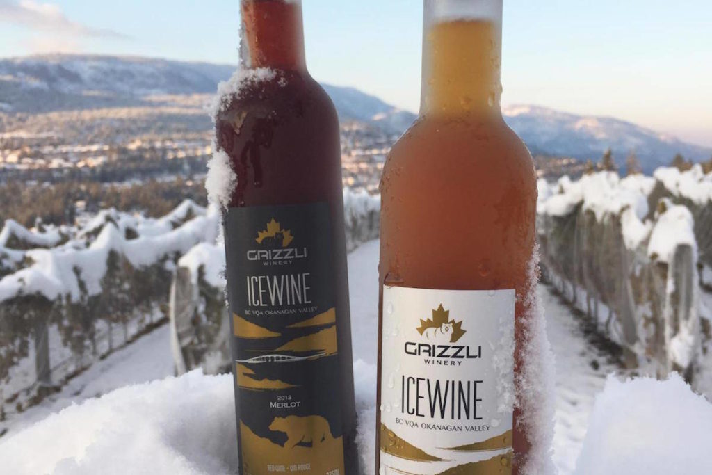 First Annual Grizzli Winery Icewine Festival To Take Place Late January photo