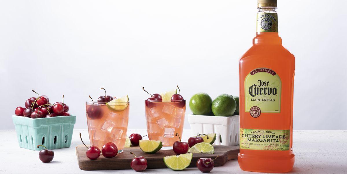 Jose Cuervo's New Cherry Limeade Margarita Is An Insta-worthy Valentine's Day Drink photo
