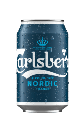 Carlsberg Bins 0.0 Lager In Uk In Preference Of Carlsberg Nordic photo